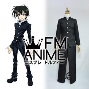Medaka Box Misogi Kumagawa Uniform Cosplay Costume