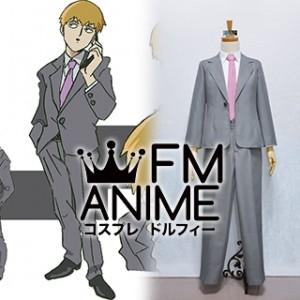 Mob Psycho 100 Arataka Reigen Cosplay Costume