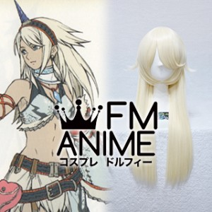 Monster Hunter R Kirin Cosplay Wig