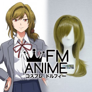 Monthly Girls' Nozaki-kun Yuzuki Seo Cosplay Wig