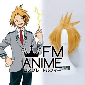 My Hero Academia Denki Kaminari Cosplay Wig