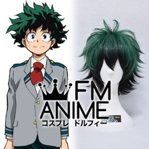 My Hero Academia Izuku Midoriya Cosplay Wig