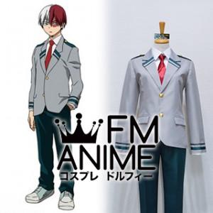 My Hero Academia Bakugou Iida Kaminari Todoroki Kirishima Male Uniform Cosplay Costume