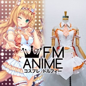 Nekopara Maple Live Cosplay Costume