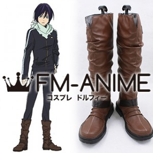 Noragami Yato Cosplay Shoes Boots