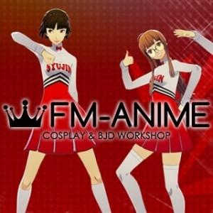 Persona 5: Dancing in Starlight Ann Haru Futaba Makoto Cheerleader Dress Cosplay Costume