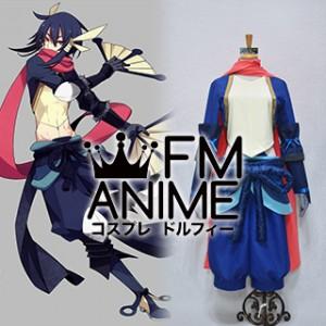 pokemon greninja gijinka human version personified cosplay costume