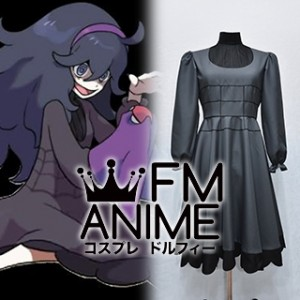Pokemon Hex Maniac Dress Cosplay Costume