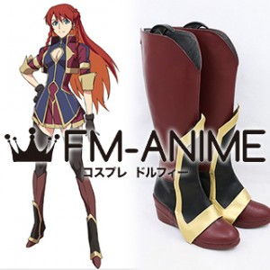 Re:Creators Selesia Upitiria Cosplay Shoes Boots