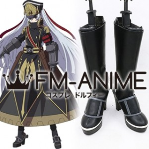 Re:CREATORS Altair Military Uniform Cosplay Shoes Boots