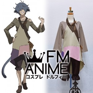 Rokka: Braves of the Six Flowers Hans Humpty Cosplay Costume