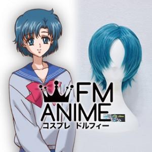 Sailor Moon Crystal Ami Mizuno (Sailor Mercury) Cosplay Wig