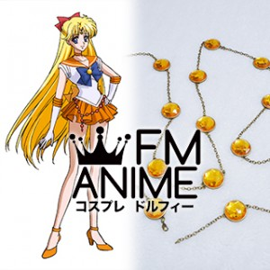 Sailor Moon Crystal Minako Aino (Sailor Venus) Waist Chain Accessories Cosplay