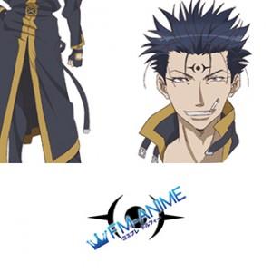 Saiyuki Reload Blast General Kenren Cosplay Tattoo Stickers