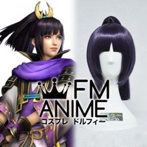 Samurai Warriors 3 Mori Ranmaru Cosplay Wig
