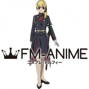 Seraph of the End Aoi Sanguu Cosplay Costume