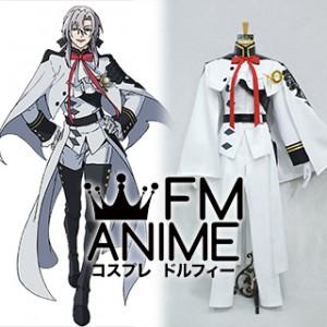 Seraph of the End Ferid Bathory Military Uniform Cosplay Costume