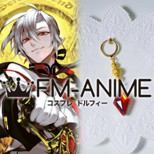 Seraph of the End Ferid Bathory Earrings Cosplay Accessories (A Pair)