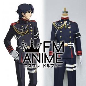 Seraph of the End Guren Ichinose Military Uniform Cosplay Costume