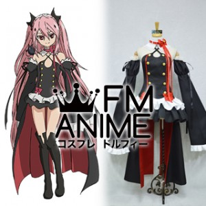 Seraph of the End Krul Tepes Dress Cosplay Costume