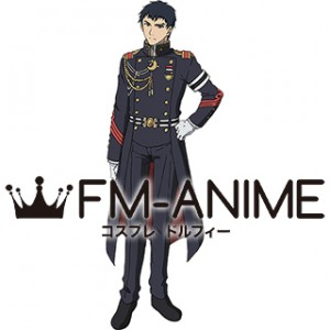 Seraph of the End Kureto Hiragi Cosplay Costume