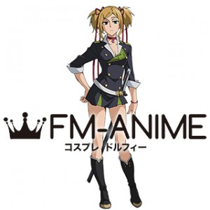 Seraph of the End Rika Inoue Cosplay Costume