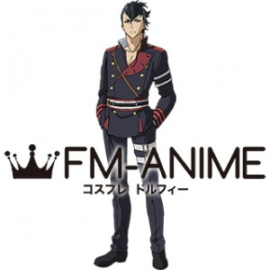 Seraph of the End Seishiro Hiragi Cosplay Costume