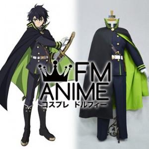 Seraph of the End Yuichiro Hyakuya Military Uniform Cosplay Costume