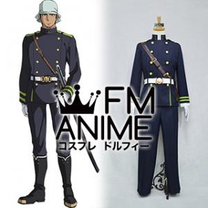Seraph of the End Taro Kagiyama Military Uniform Cosplay Costume