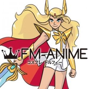 She-Ra and the Princesses of Power She-Ra Cosplay Wig