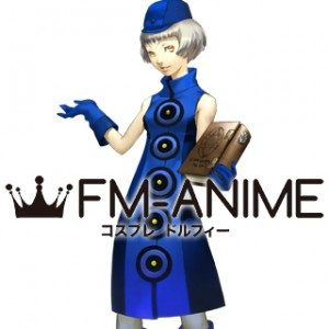 Shin Megami Tensei: Persona 3 Elizabeth Cosplay Costume