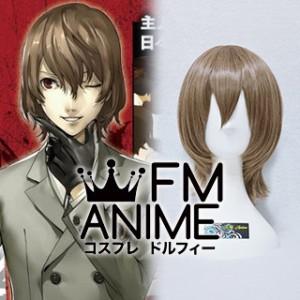 Shin Megami Tensei: Persona 5 Goro Akechi Cosplay Wig