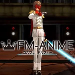Shin Megami Tensei: Persona 5 Goro Akechi Traitor Boss Cosplay Costume