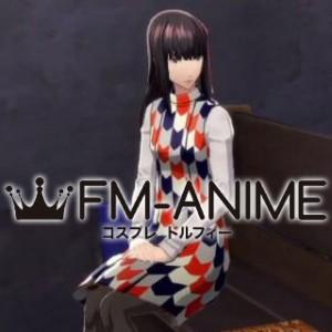 Shin Megami Tensei: Persona 5 Hifumi Togo Dress Cosplay Costume
