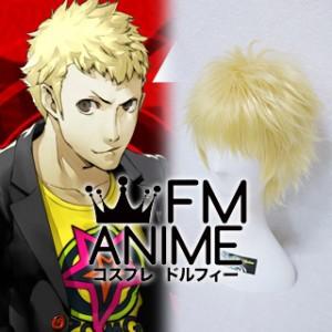 Shin Megami Tensei: Persona 5 Ryuji Sakamoto Cosplay Wig