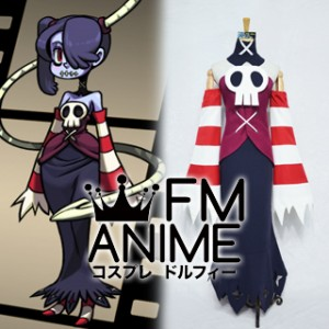 Skullgirls Squigly Cosplay Costume