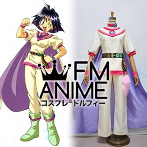 Slayers Amelia Cosplay Costume