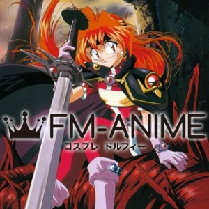 Slayers Lina Inverse Cosplay Costume