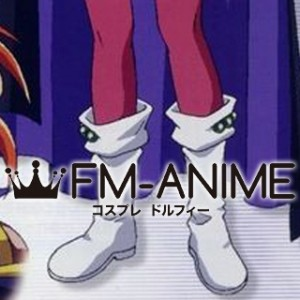 Slayers Lina Inverse Cosplay Shoes Boots