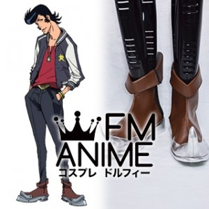 Space Dandy Dandy Cosplay Shoes Boots
