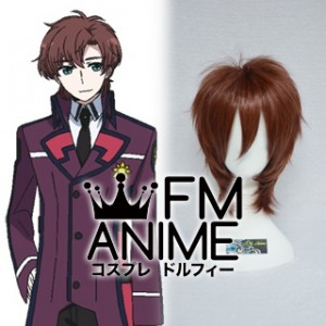 The Irregular at Magic High School Ichijou Masaki Cosplay Wig