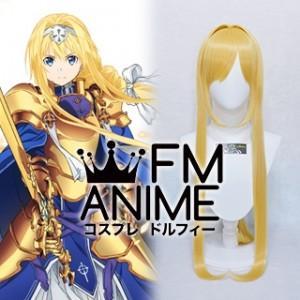 Sword Art Online Alicization Alice Zuberg Cosplay Wig