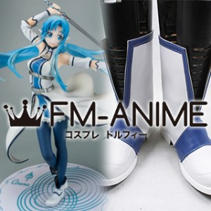 Sword Art Online Asuna Yuuki (Alfheim Online, ALO) Ichiban Kuji Cosplay Shoes Boots