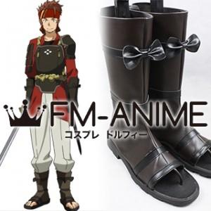 Sword Art Online Klein / Ryotaro Tsuboi (SAO) Cosplay Shoes Boots