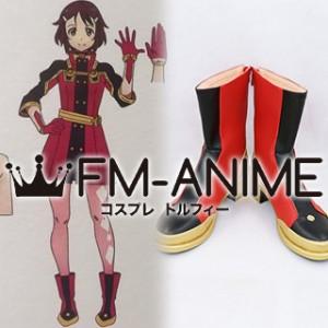 Sword Art Online The Movie: Ordinal Scale Lisbeth / Shinozaki Rika Cosplay Shoes Boots