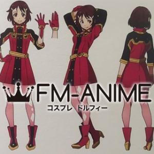 Sword Art Online The Movie: Ordinal Scale Lisbeth / Rika Shinozaki Cosplay Costume