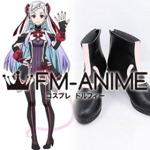 Sword Art Online The Movie: Ordinal Scale Yuna Cosplay Shoes Boots