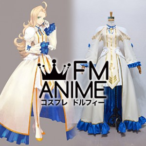 Tales of Berseria (series) Teresa Linares Dress Cosplay Costume