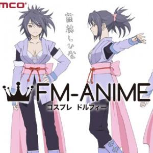 Tales of Graces Sheena Fujibayashi Cosplay Costume
