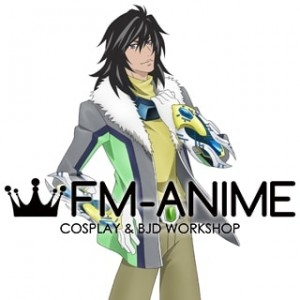 Tales of Hearts Hisui Hearts Cosplay Costume